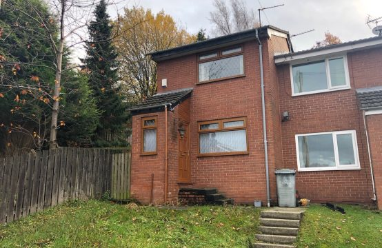 Blackthorn Close, Shawclough, Rochdale OL12 6XU