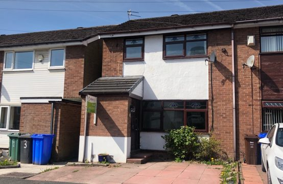 Brown Street, Radcliffe, Manchester M26 4HW